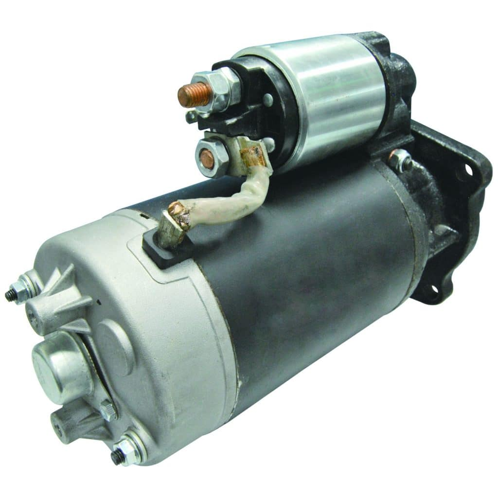 New Starter KHD F3L911 F6L911 F4L911 F3L912 F6L912 F4L912 Deutz Engine 17073