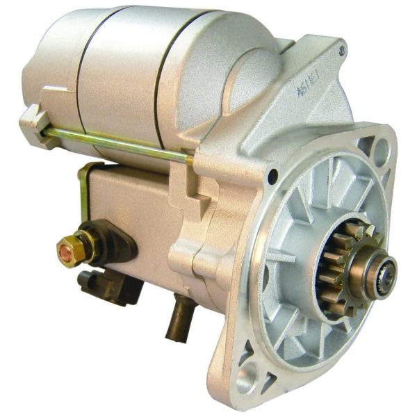 Démareur (Starter) Denso OSGR 1.4kW/12 Volt, CW, 13-Tooth Pinion