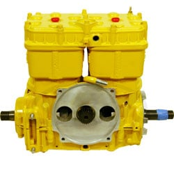 TM-P40-101 Sea-Doo 587 Yellow Moteur Premium