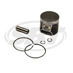 Sea-Doo 947/951 Ensemble Pistons & Segments Blancs et Argents