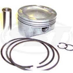 Sea-Doo 4TEC SC Seulement Ensemble Pistons & Segments (.5mm)