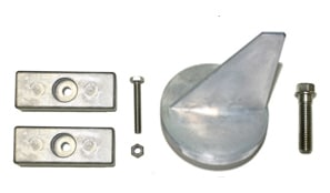 Anode, Shift Shaft Kit, Install Kit