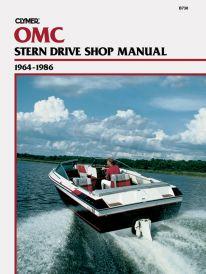 OMC Sterndrive 1964-1986
