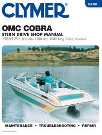 OMC Cobra 1986-1993 Tm-B738