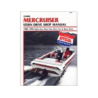 Mercruiser Manuals