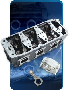 Sea-Doo Cylinder Head Parts