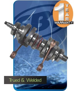 Sea-Doo Crankshafts